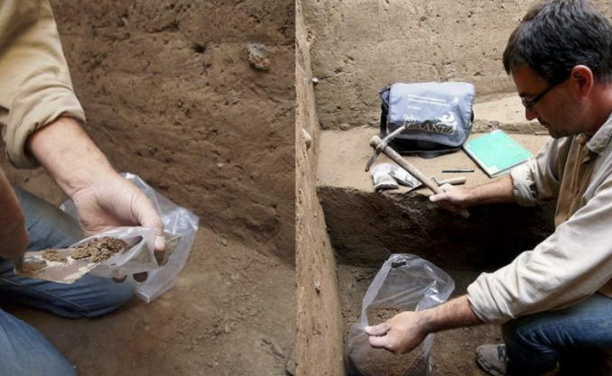 Ancient Site Unearthed in Kurdistan